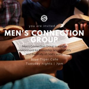College Men's Connection Group @ Blue Tiger Cafe (Scruggs) | Jefferson City | Missouri | United States