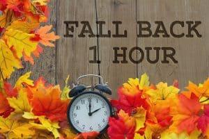 Daylight Savings Time - Fall Back @ Jefferson City   Missouri   United States