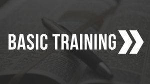 BASIC TRAINING @ Soma Community Church | Jefferson City | Missouri | United States